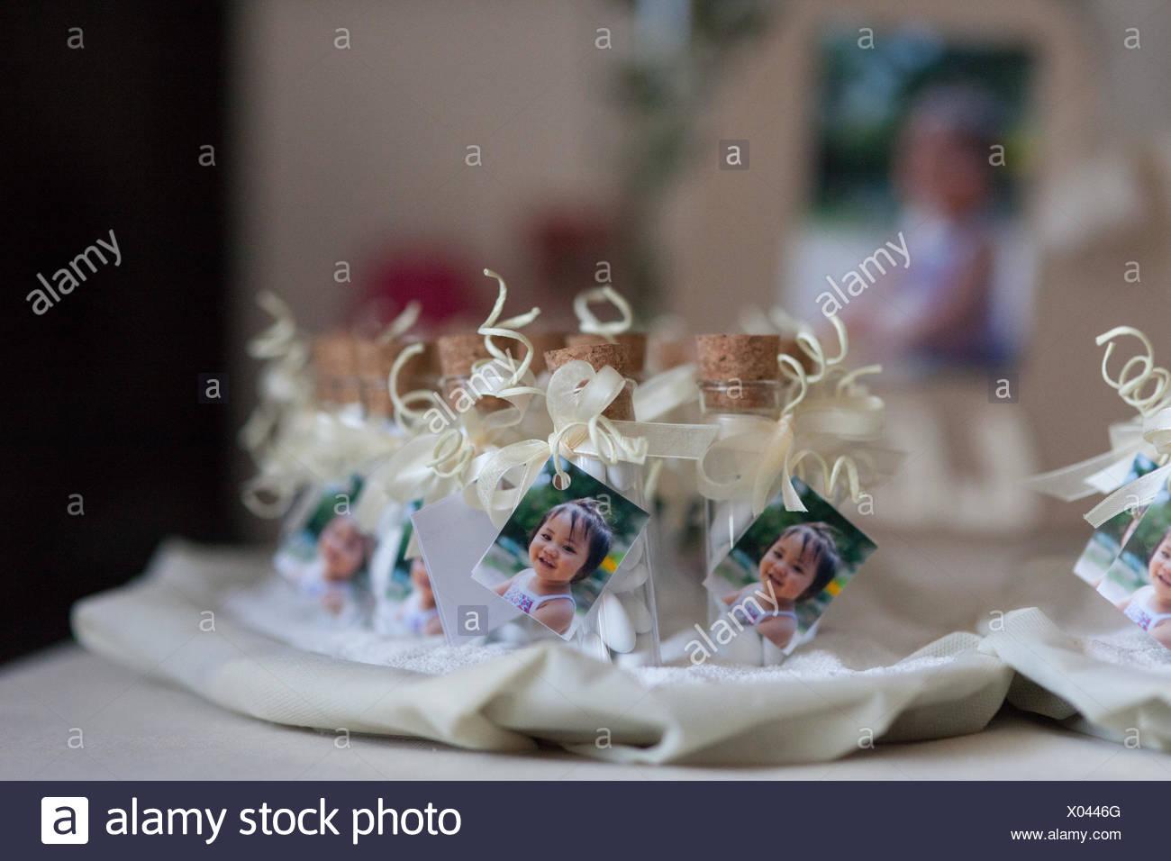 BAPTISM - Stock Image