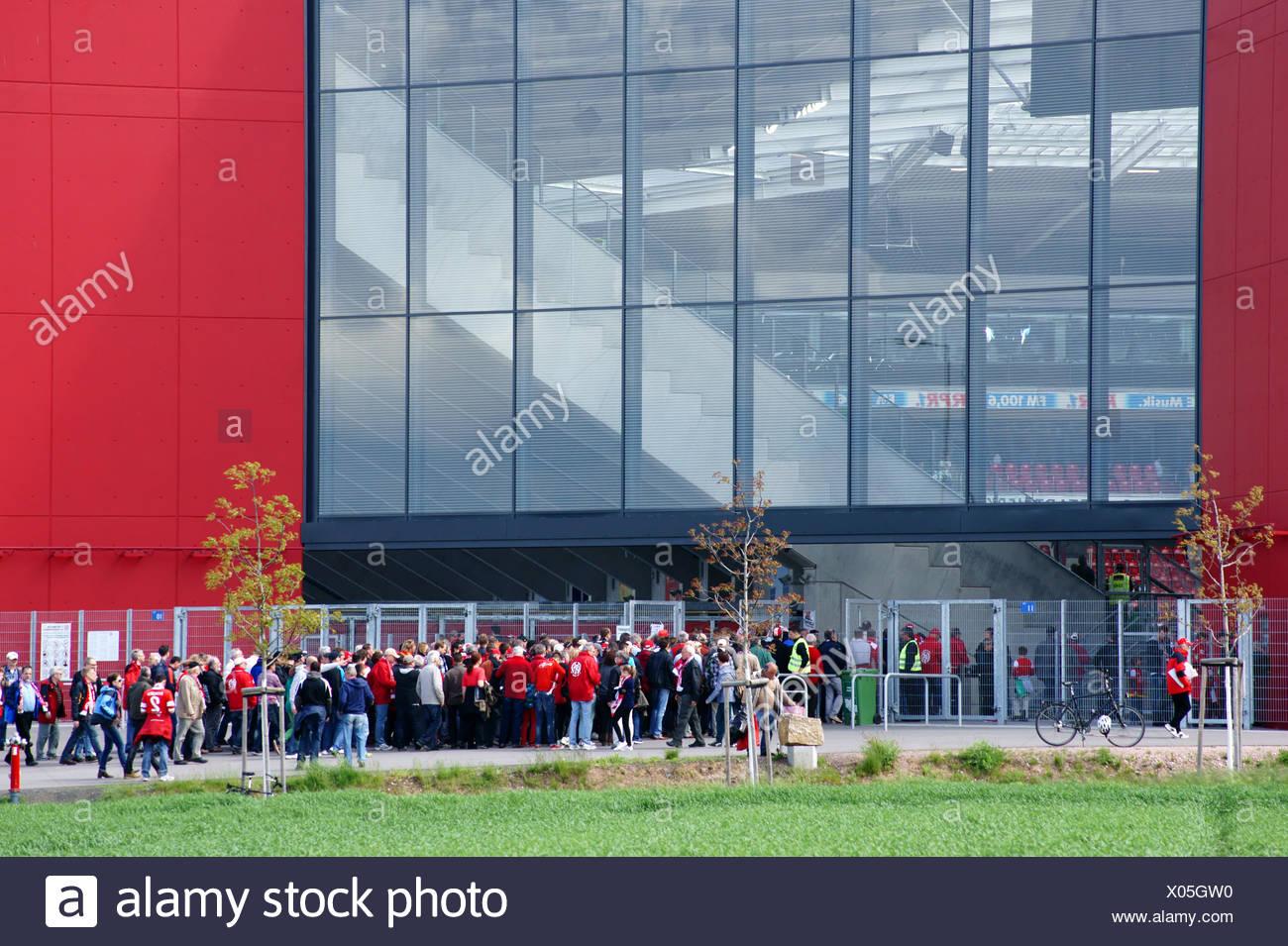 German soccer league - Stock Image