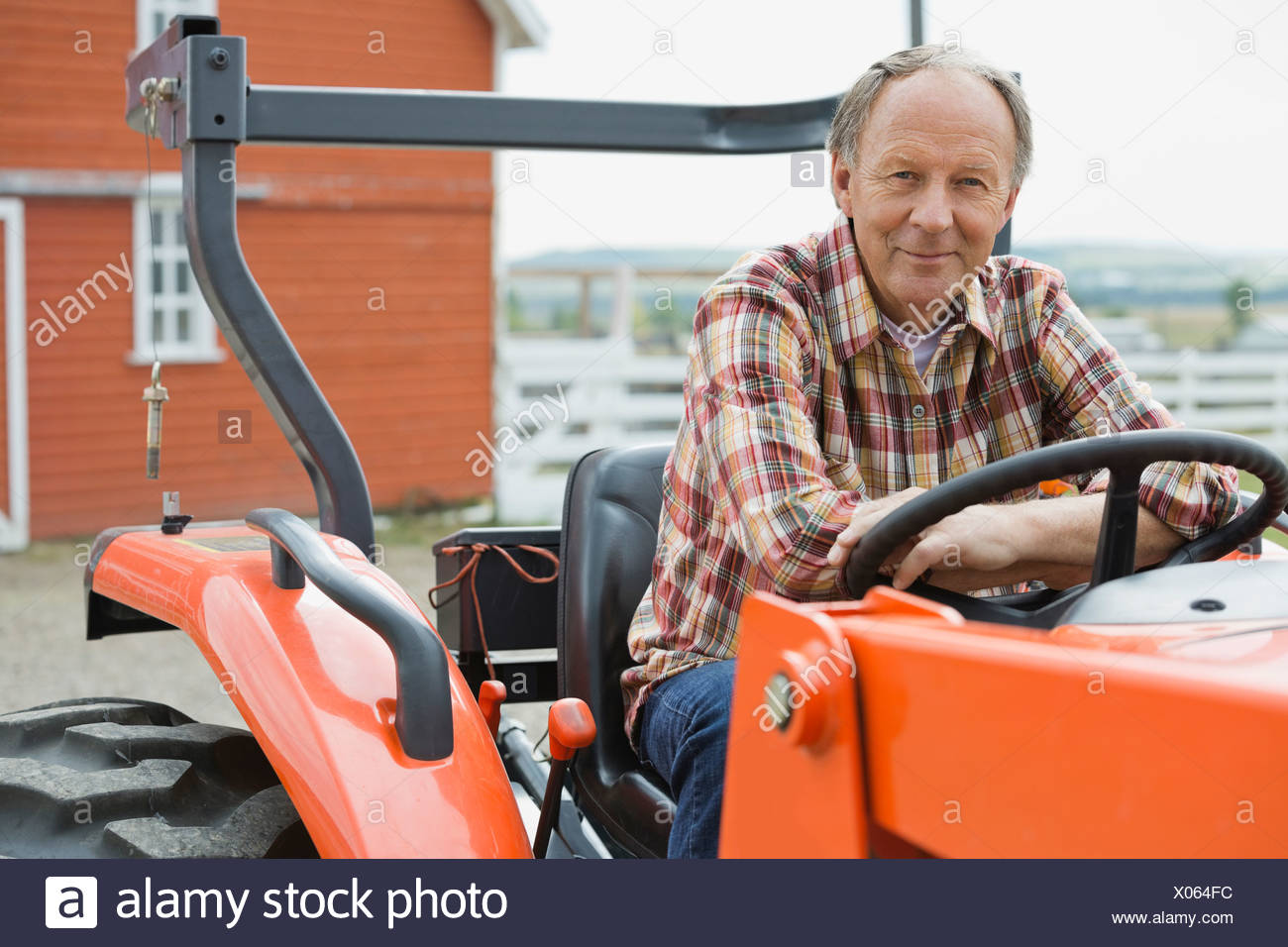 Tractor Seat Stock Photos Amp Tractor Seat Stock Images Alamy