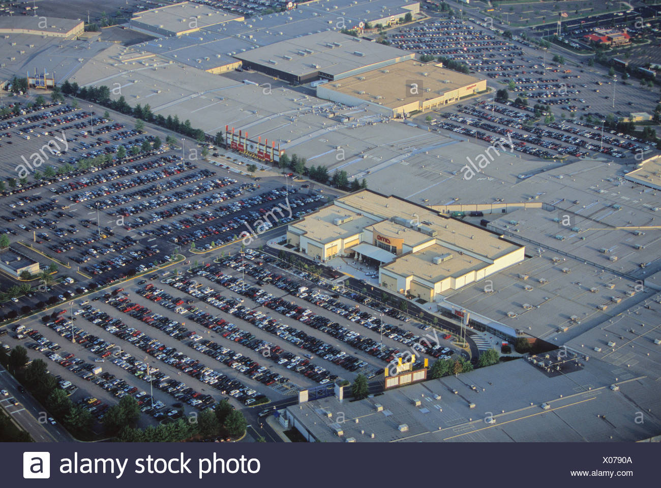 b82d0c7ca Stock Photo. Enlarge. Potomac Mills Shopping mall
