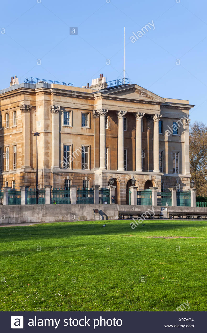 England, London, Westminster, Hyde Park Corner, Apsley House - Stock Image