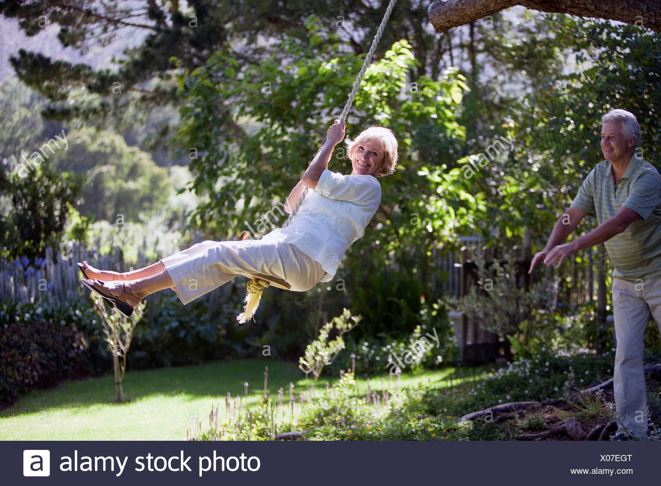 Senior swinging women in lufkin — photo 2