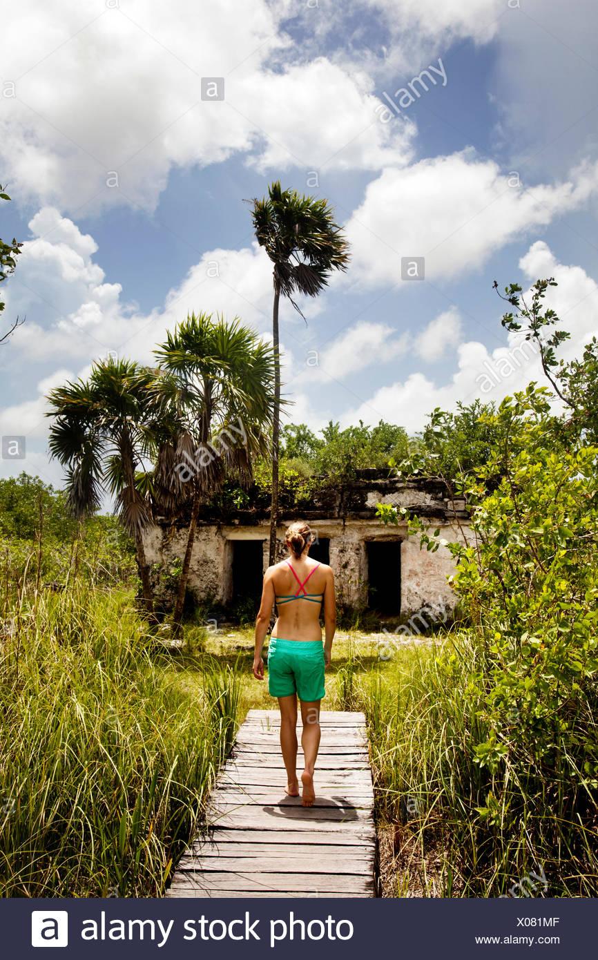 APHSHORTS Tropical Coconut Palm Trees Beach Swim Shorts for Women Print Board Shorts Womens Beachwear Trunks