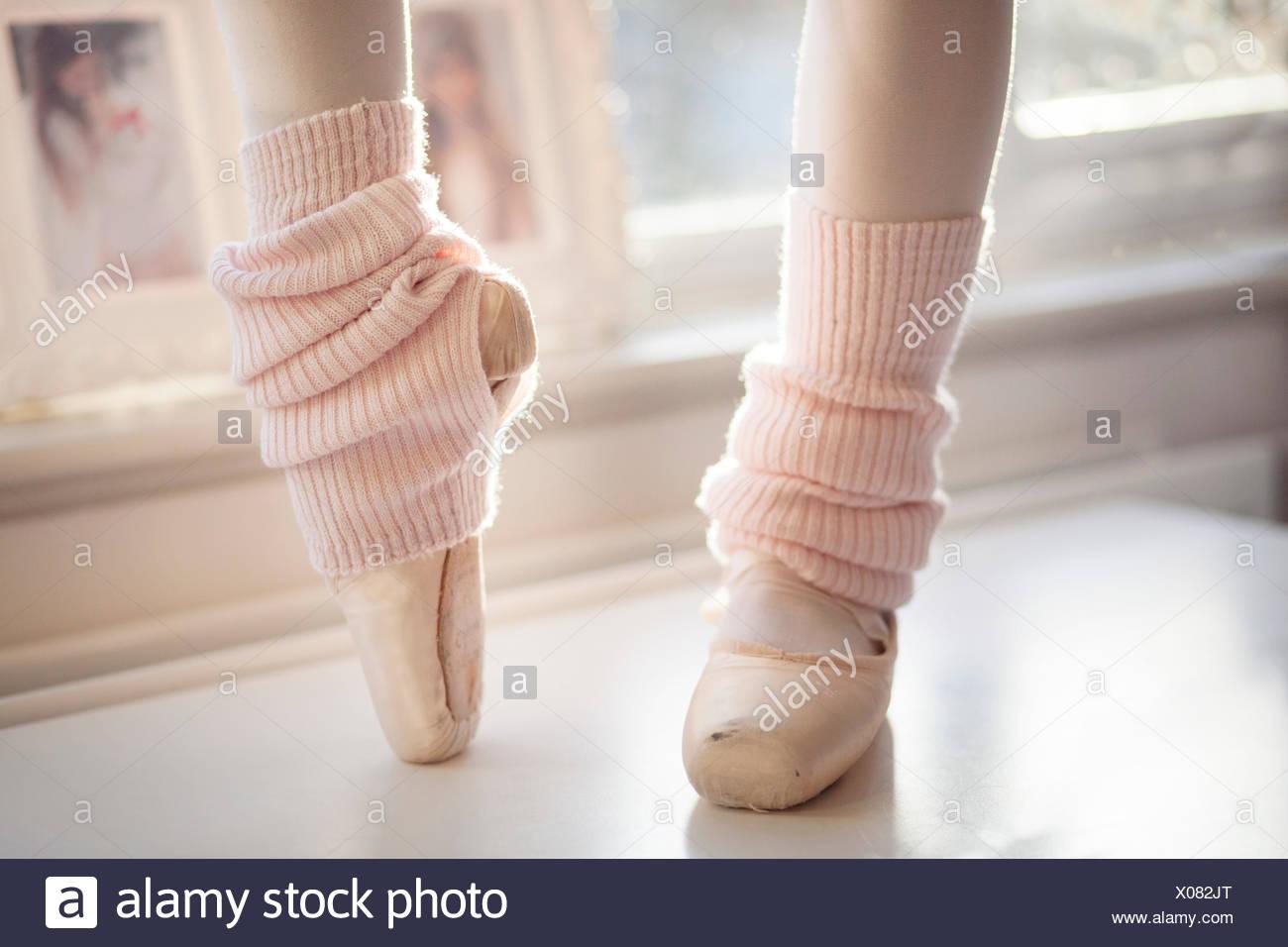 Leg Warmers Stock Photos & Leg Warmers Stock Images - Alamy