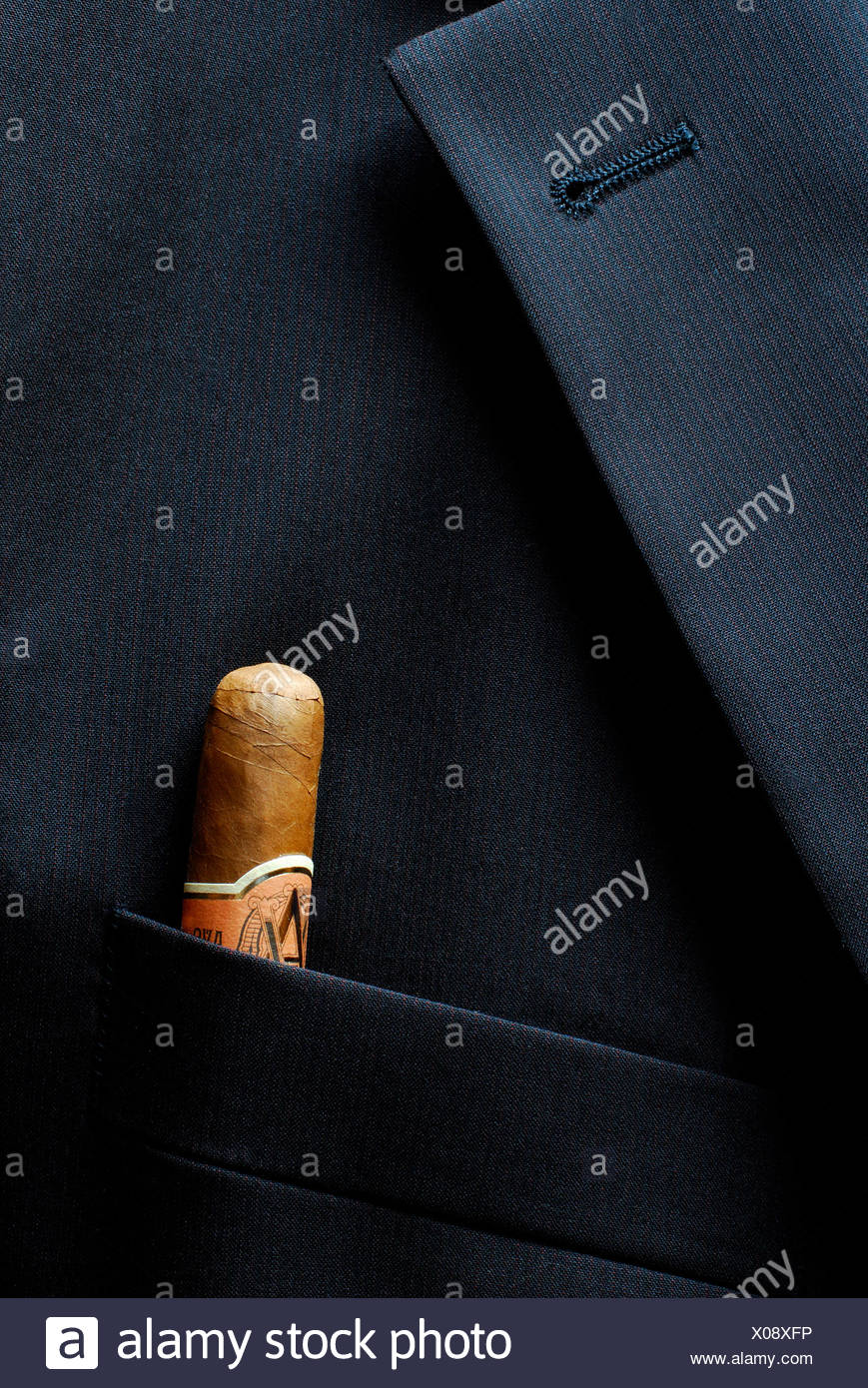 Cigar - Stock Image