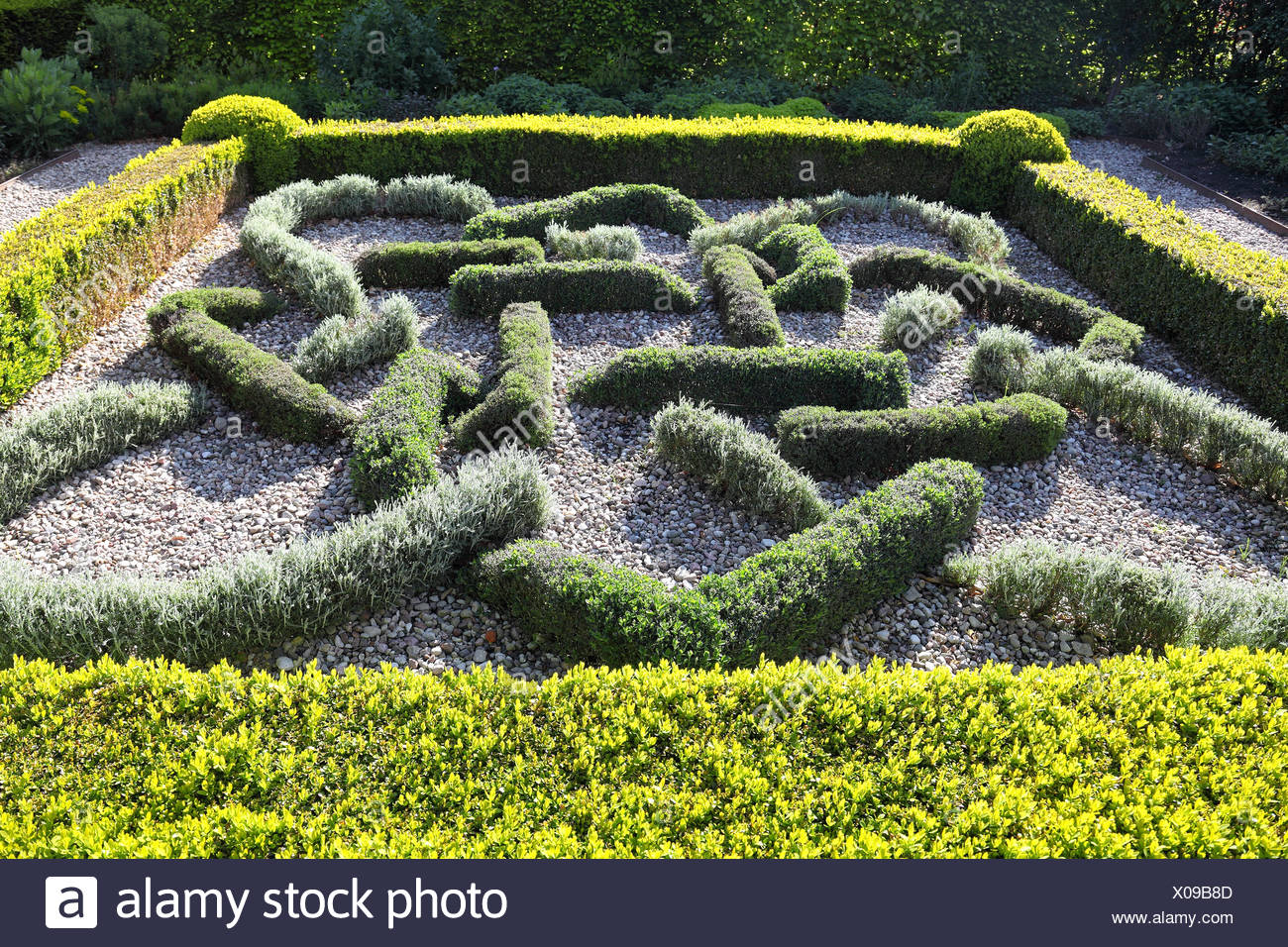 Topiary Landscaping Stock Photo 275572317 Alamy