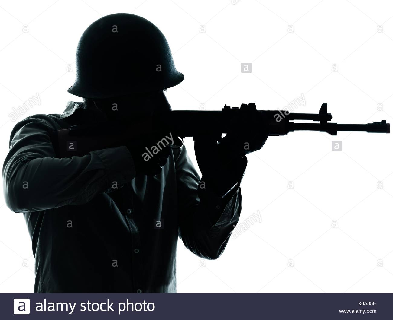 single man army