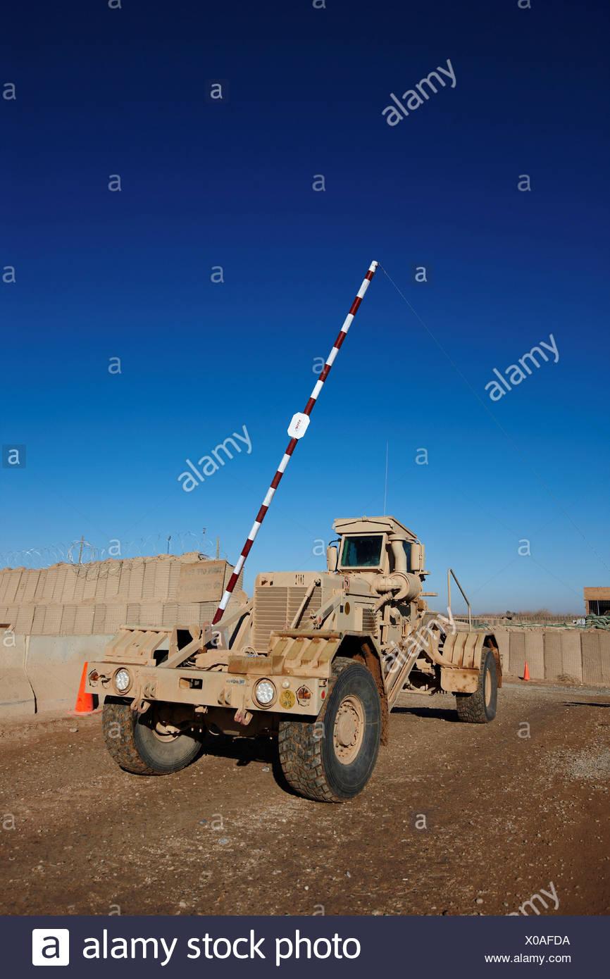 A NITEK Ground Penetrating Radar System Used Detect Buried