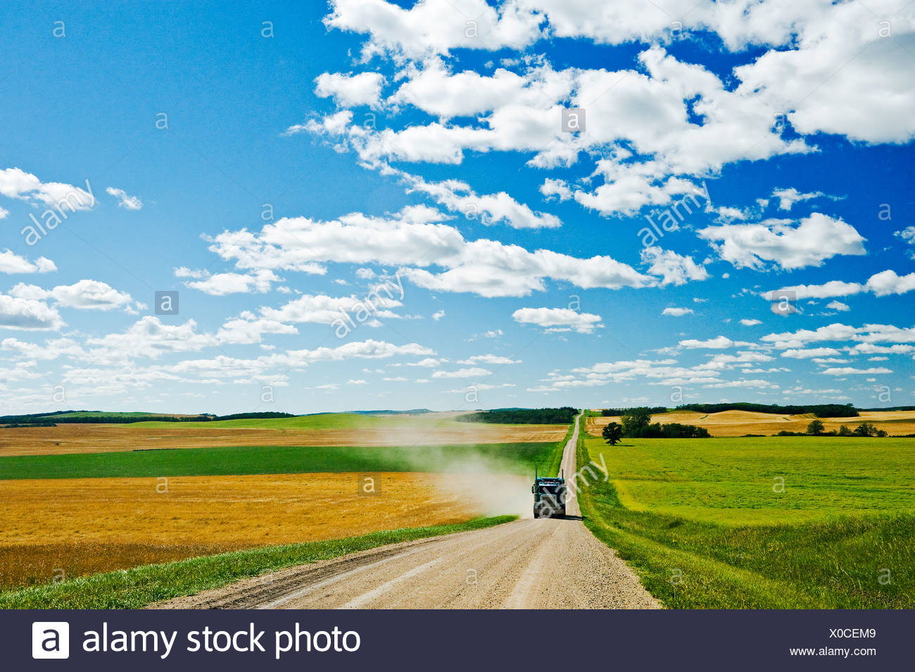 Gravel Truck Stock Photos & Gravel Truck Stock Images - Alamy