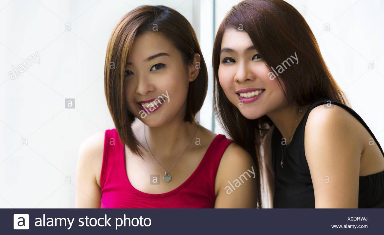 Beautiful asian ladies