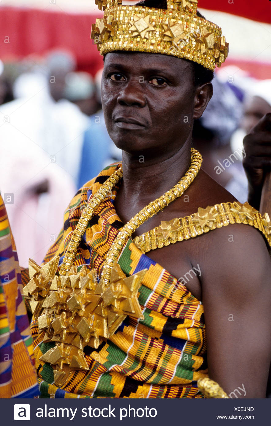 Ashanti tribe religion