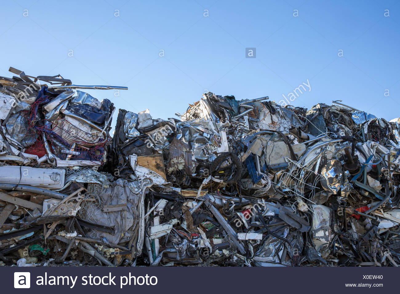 Piles Of Garbage In Beirut Afp