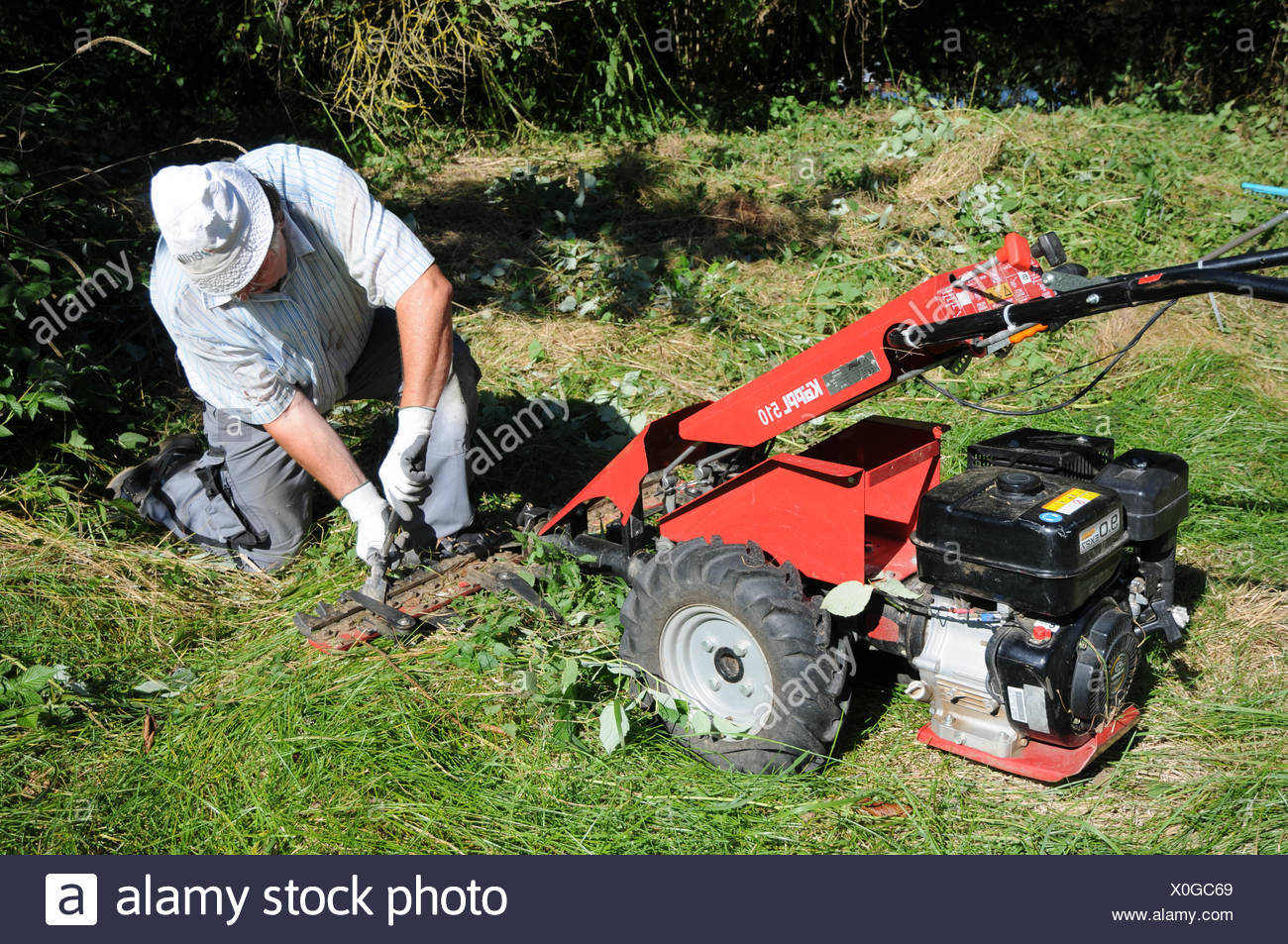 Sickle Bar Mower Stock Photos & Sickle Bar Mower Stock
