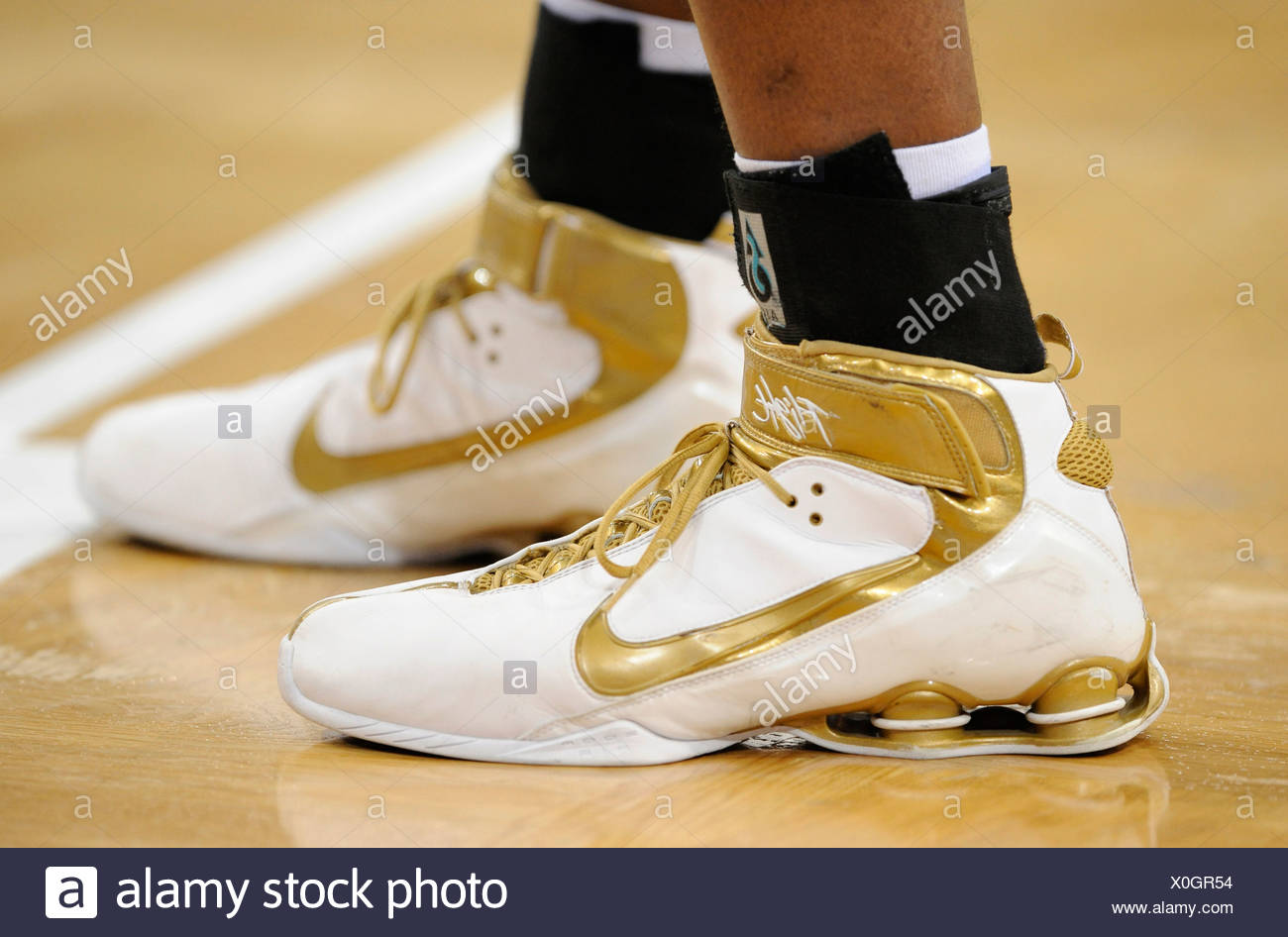 baecc4c4 Basketball Shoes Stock Photos & Basketball Shoes Stock Images - Alamy