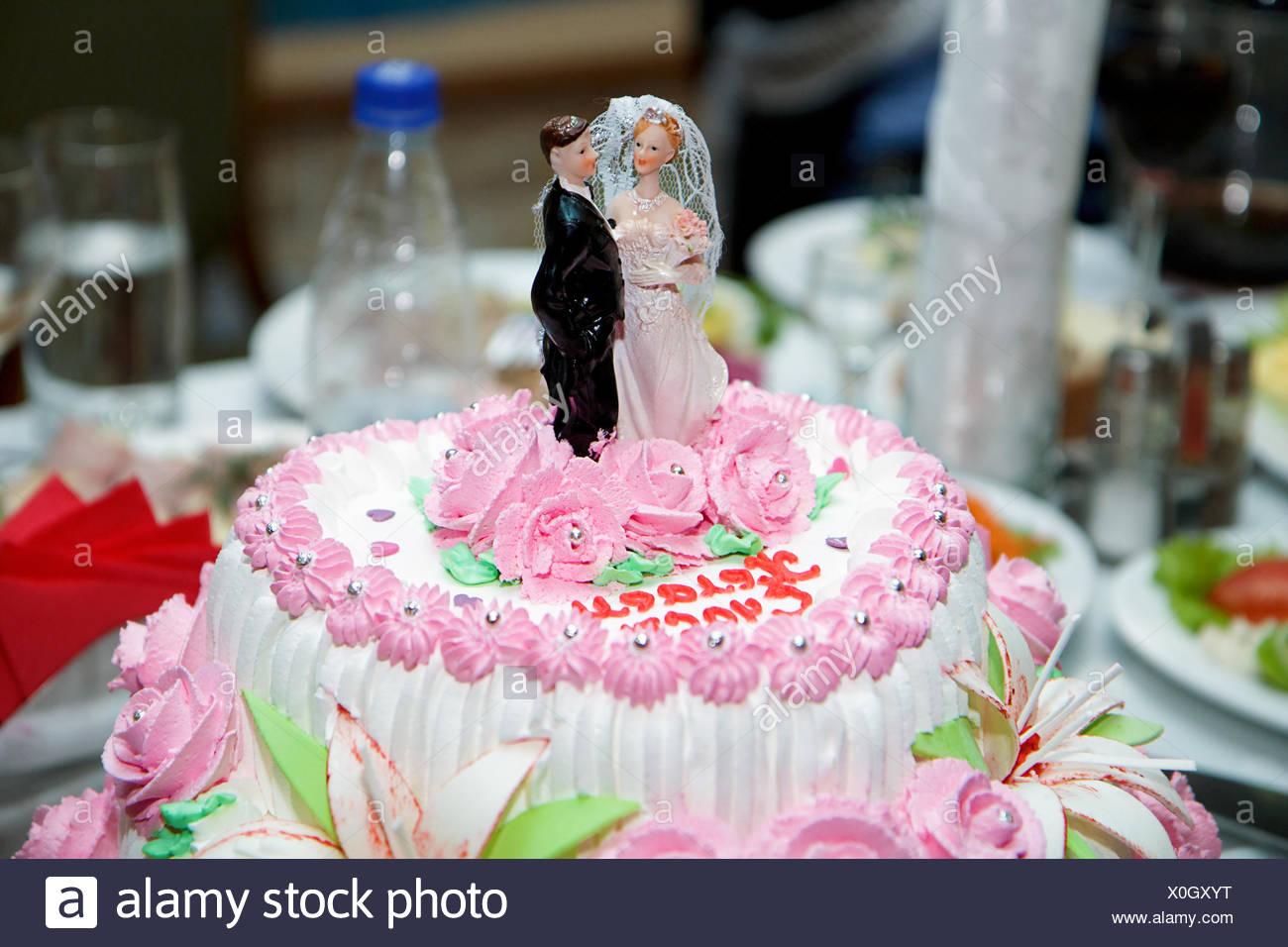 Wedding Traditional Tier White Stock Photos & Wedding Traditional ...