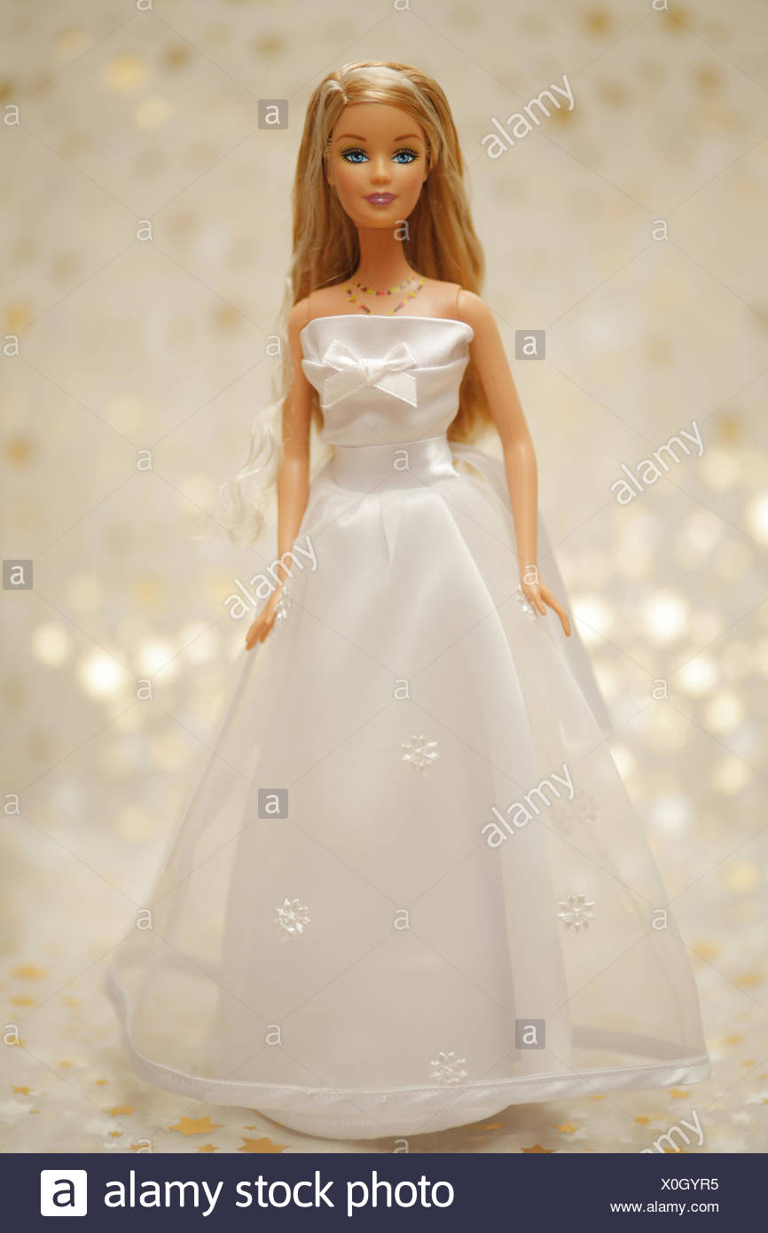 Handmade Dress For Barbie Doll