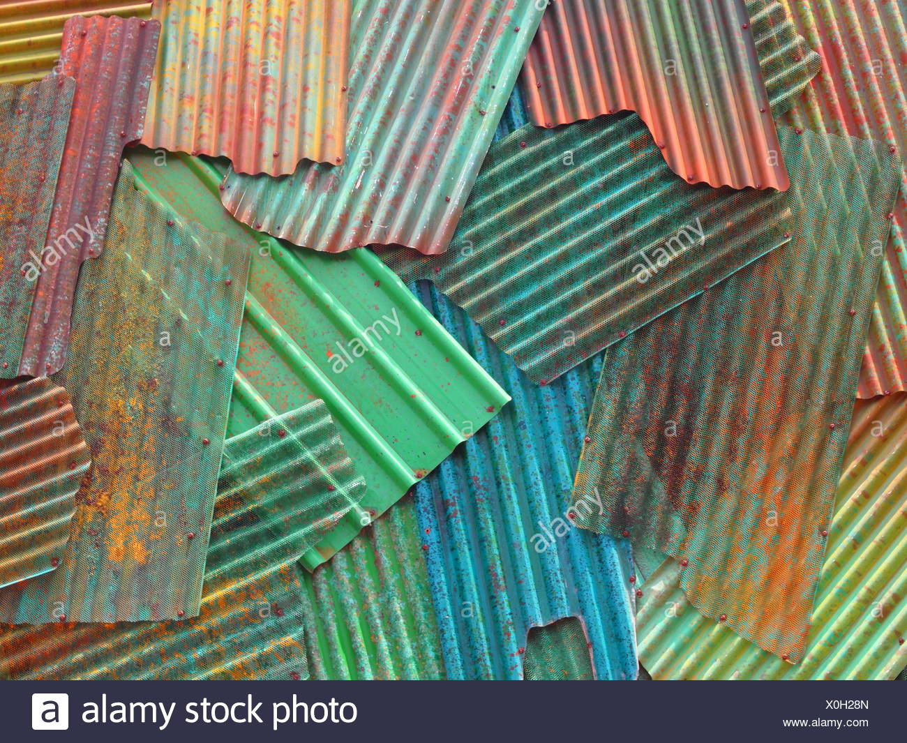 iron steel metal corrugated rust scrap page sheet sheets colour iron ...