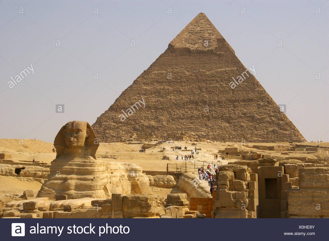 hot pyramid egypt sphinx firmament sky sands sand shine shines