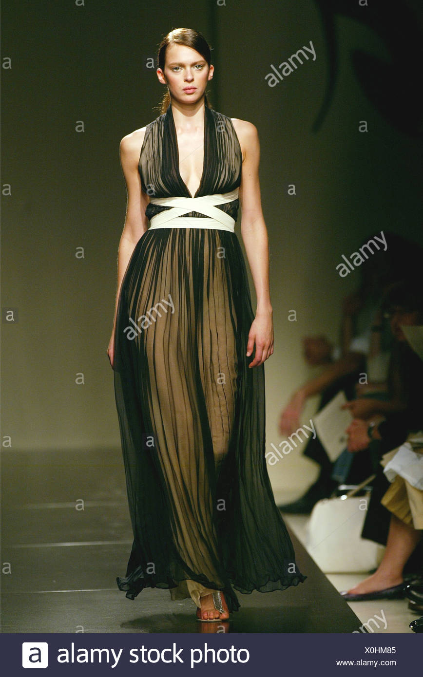 Glamorous Woman Wearing Transparent Dress Stock Photos & Glamorous ...