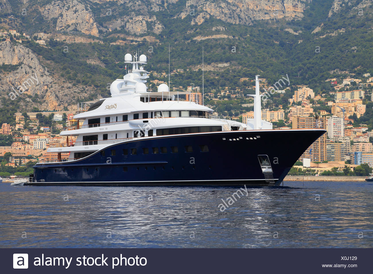 The Largest Yacht Stock Photos The Largest Yacht Stock Images Alamy