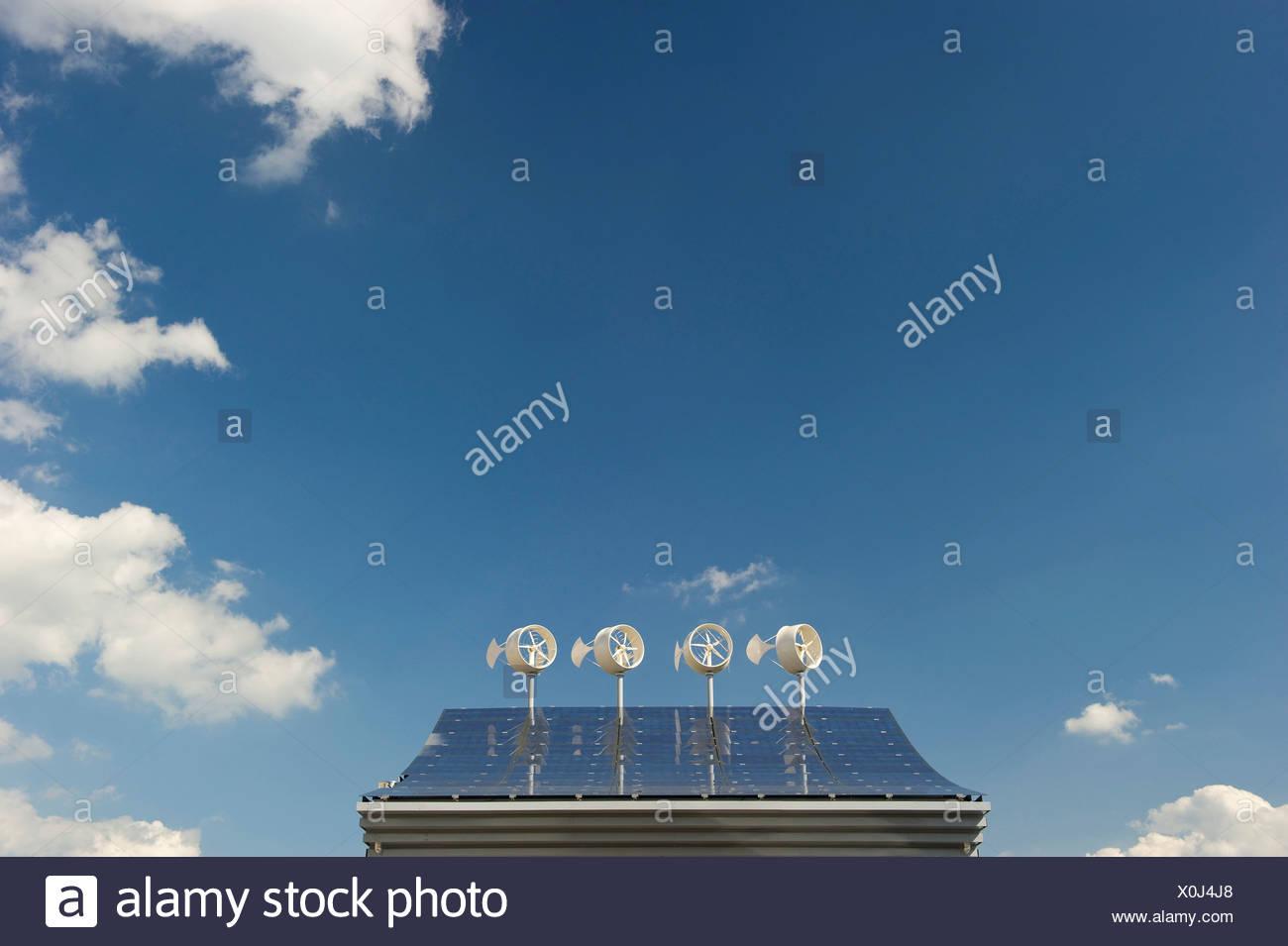 Mini Wind Turbine Stock Photos Amp Mini Wind Turbine Stock
