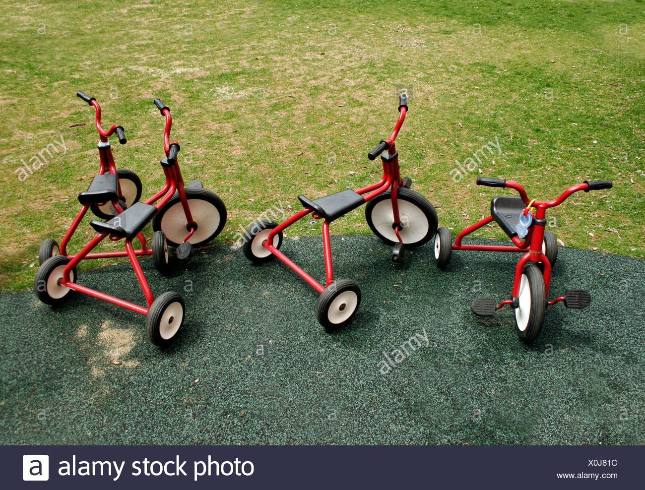 Tricycles - Stock Image