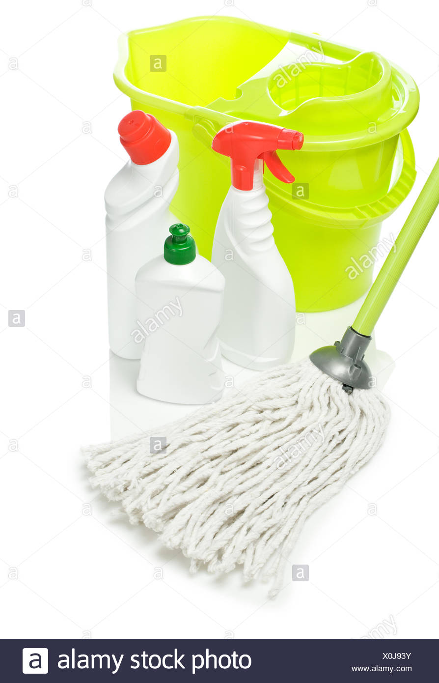 dusting tools. Cleaning Tools - Stock Image Dusting G