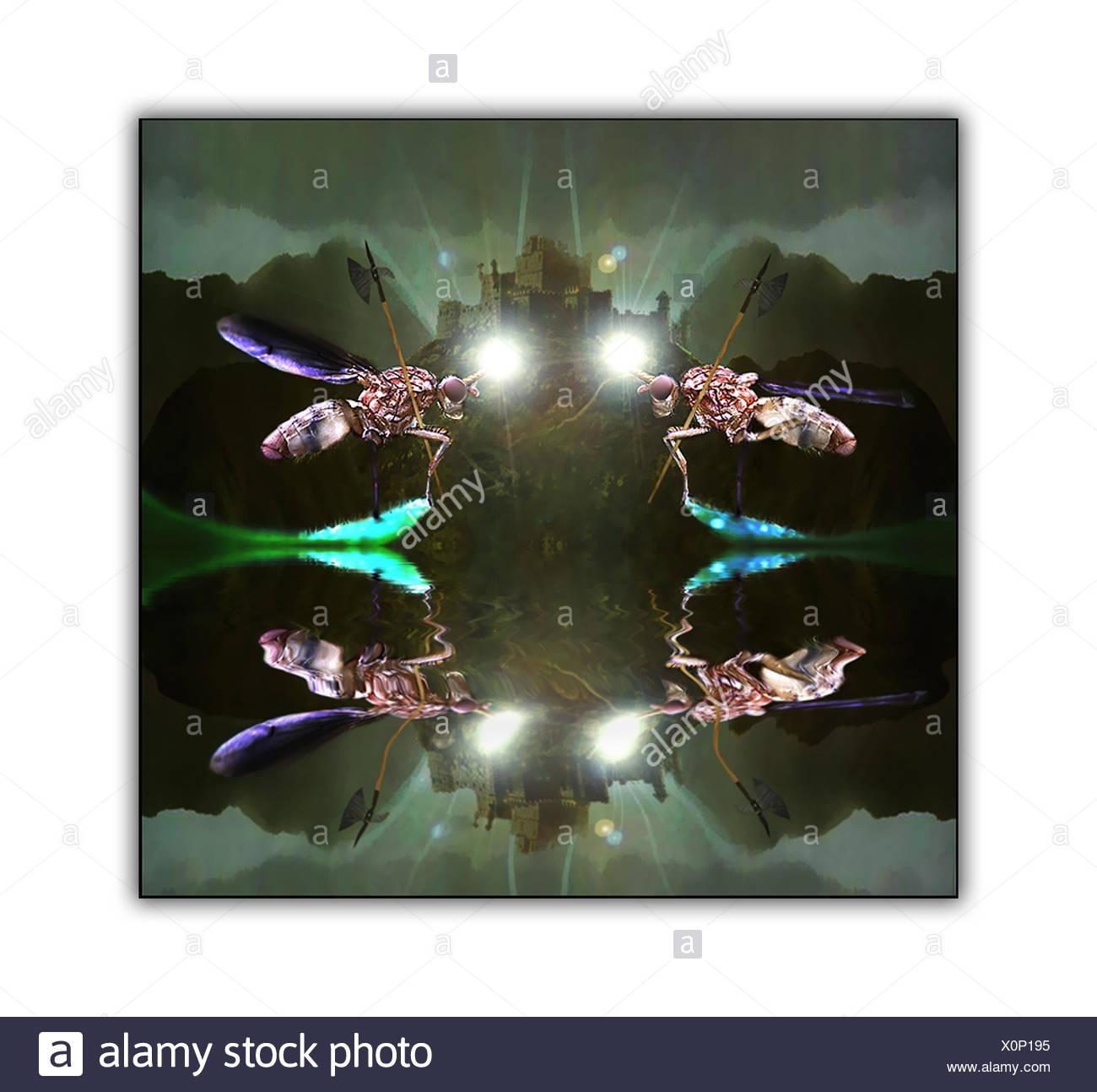 fairy tales - Stock Image