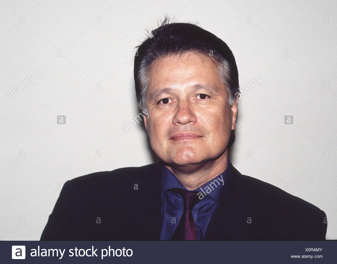 Knopp, Guido, * 29.1.1948, German journalist, publicist, portrait, 2000, Additional-Rights-Clearances-NA Stock Photo