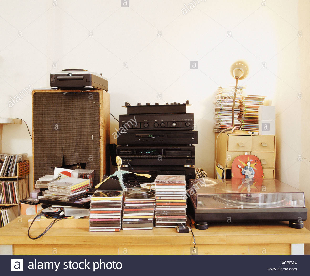 Stereo System Stock Photos U0026 Stereo System Stock Images   Alamy
