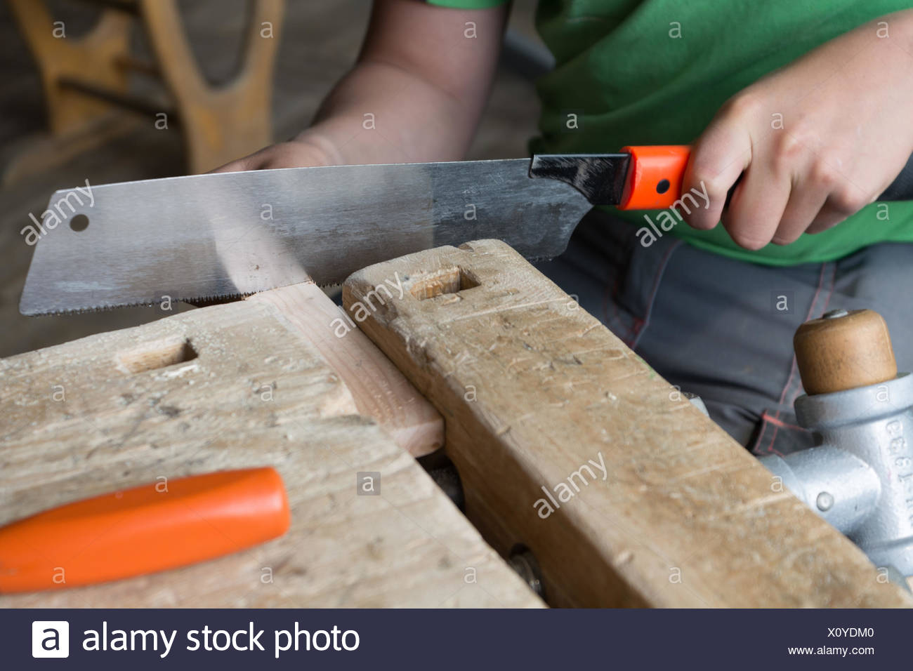 holzwerkbank stock photos & holzwerkbank stock images - alamy