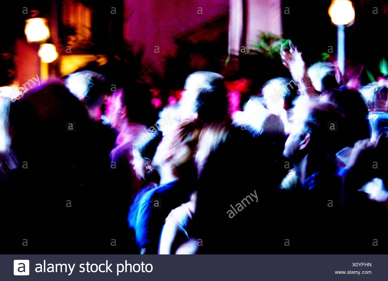 Concert - Stock Image