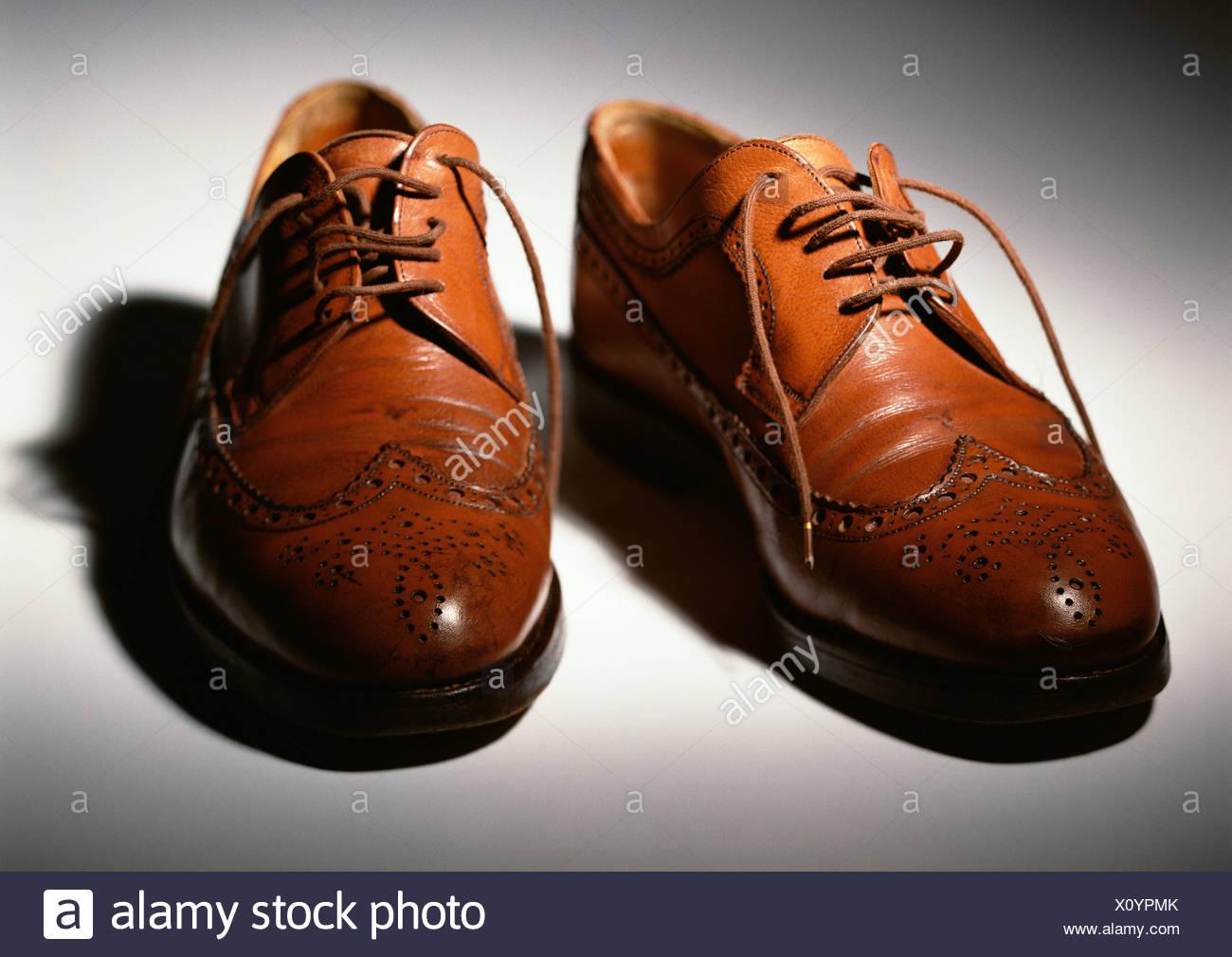 9833465a Men's dress shoes Stock Photo: 275976419 - Alamy