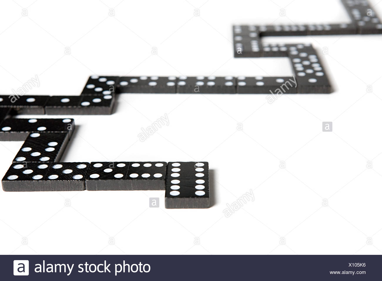 Image Of Dominos Stock Photos & Image Of Dominos Stock Images - Alamy