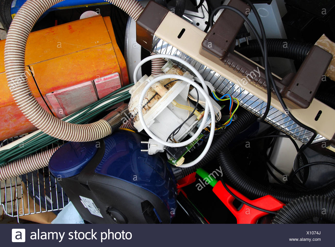 Recycling 080716 13 Stock Photo