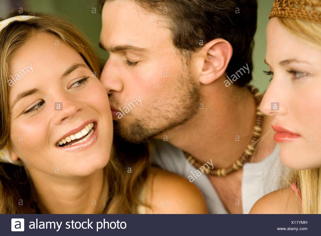 real teens kissing tia and