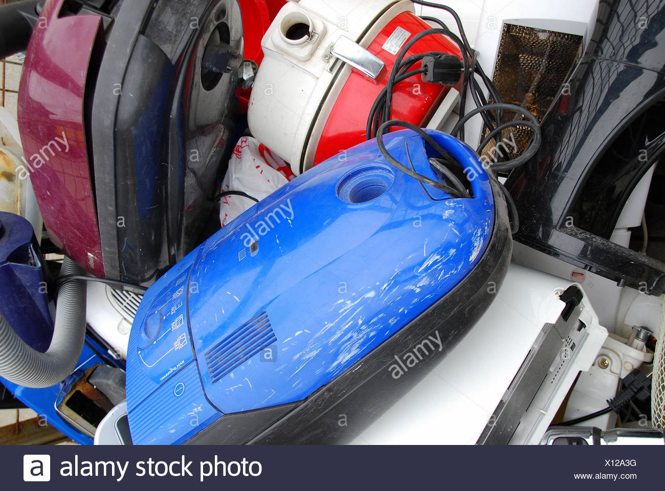 Recycling 080716 16 Stock Photo