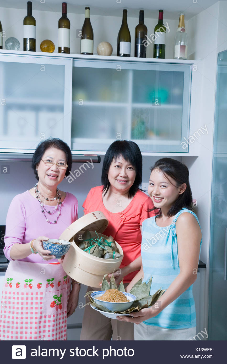 Traditional Chinese Kitchen Stock Photos & Traditional Chinese ...