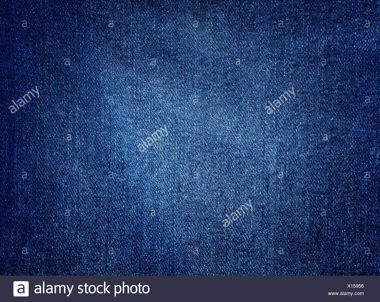 Denim jeans background - Stock Image