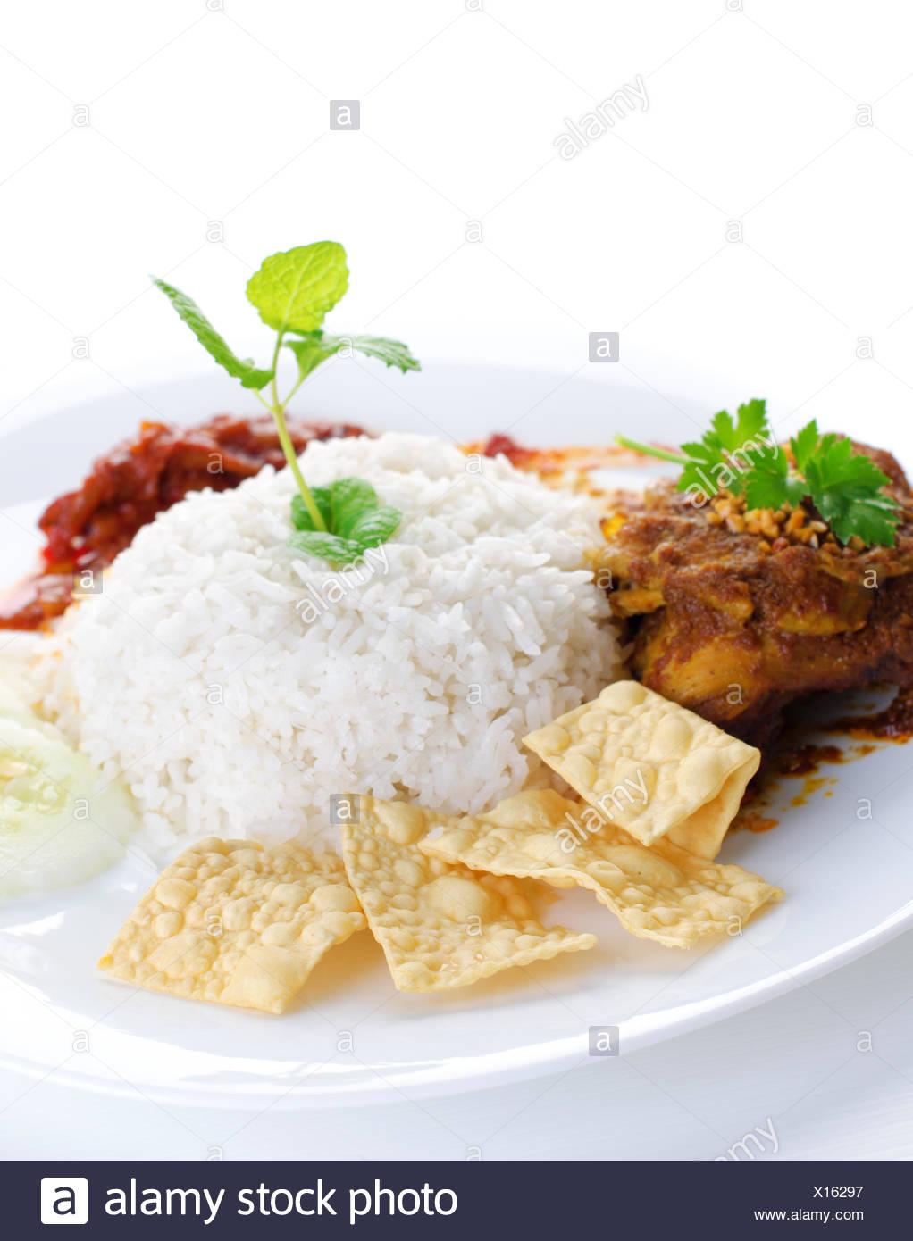 Traditional Malaysian Food Stock Photos & Traditional Malaysian Food ...