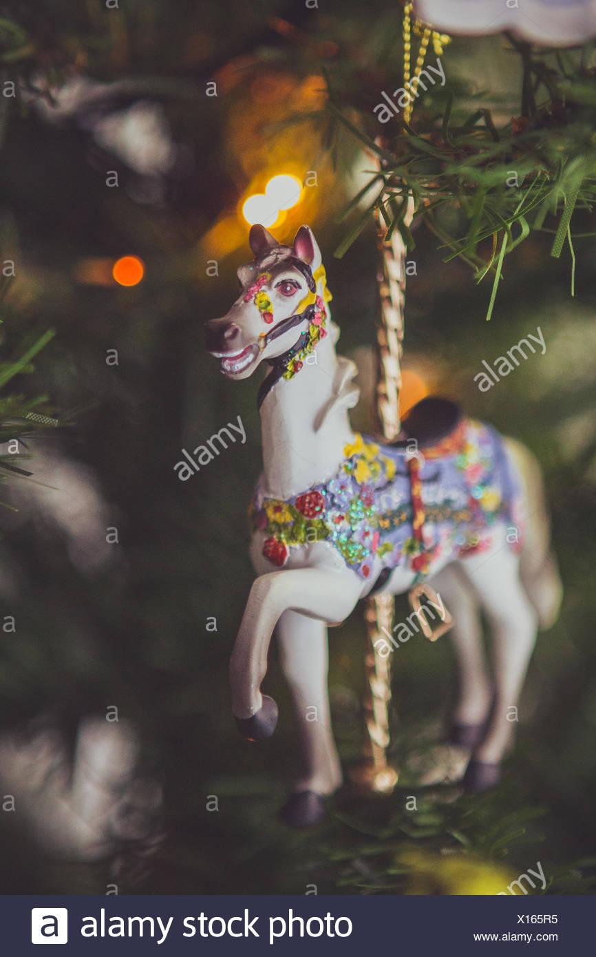 Christmas ornament - Stock Image