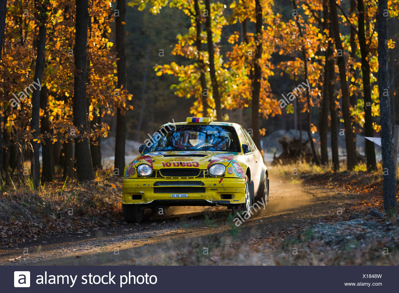 Toyota Rally Cars Stock Photos & Toyota Rally Cars Stock Images - Alamy