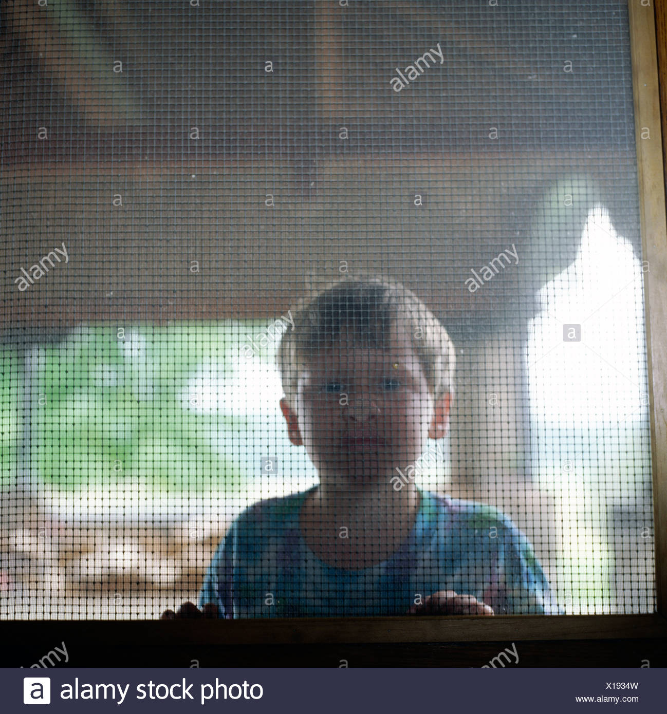 Screen Door Porch Stock Photos & Screen Door Porch Stock