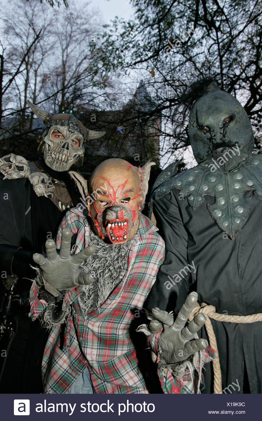 Halloween Hessen