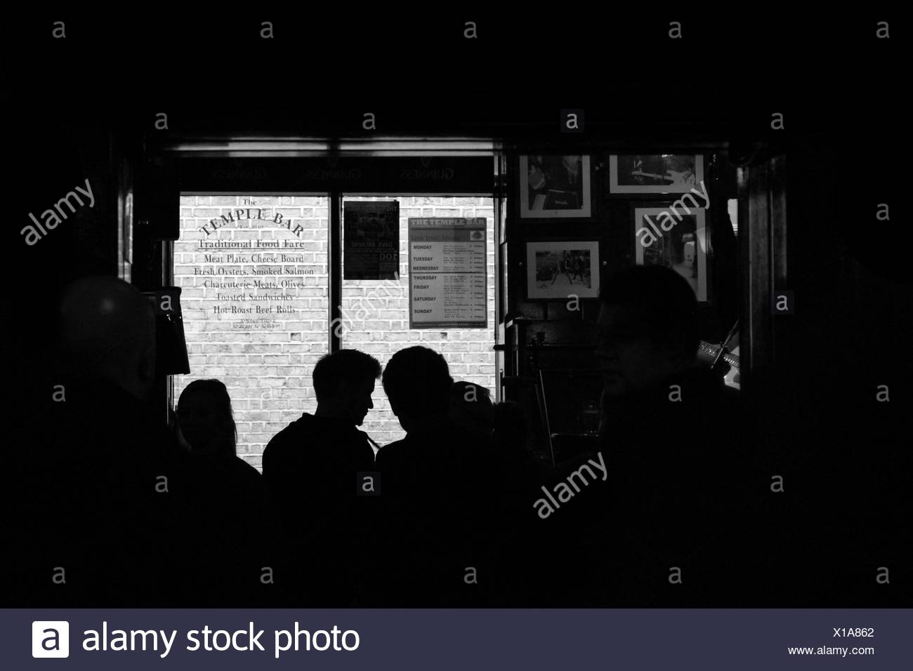 irish pub - Stock Image