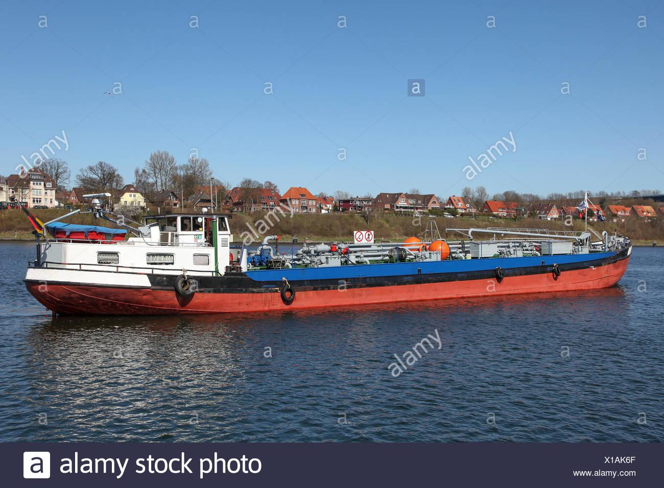 navigation, transport, logistics, import, export, tanker, sailing boat, Stock Photo