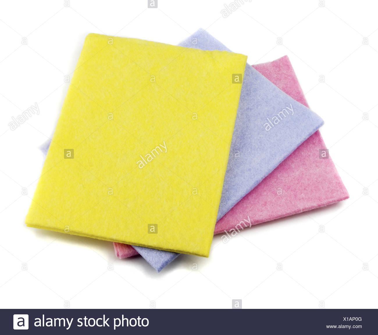 Kitchen napkins - Stock Image