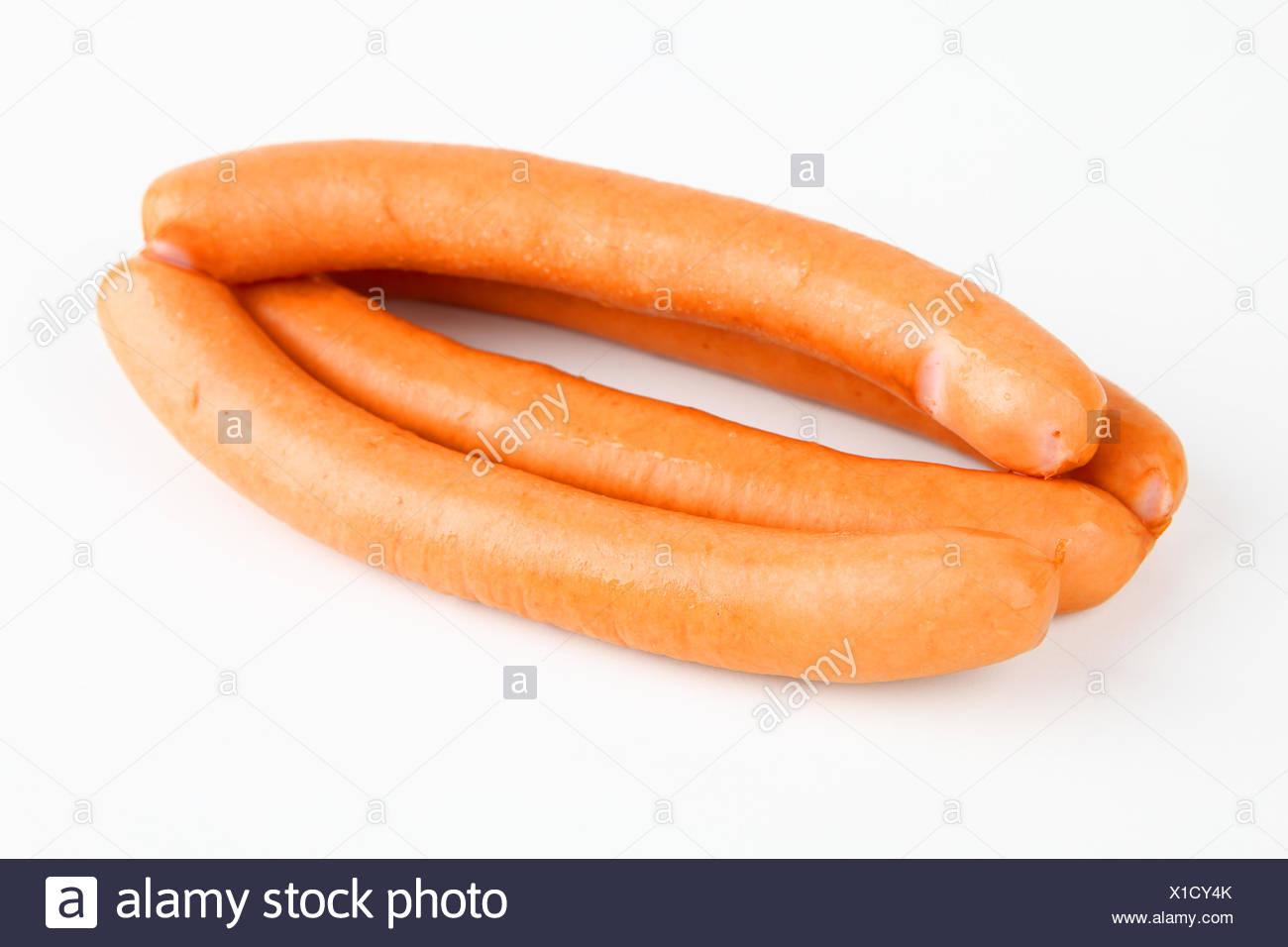 vienna sausage Stock Photo