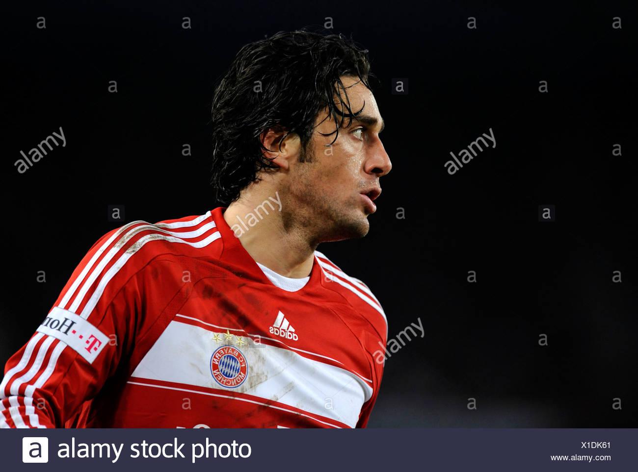 Luca TONI FC Bayern Muenchen - Stock Image