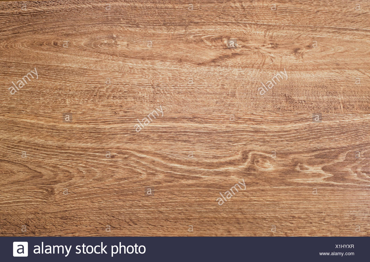 laminate wood texture in light brown tones, background - Stock Image